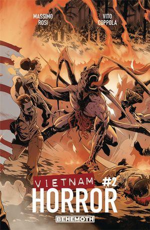 VIETNAM HORROR (2021) #2
