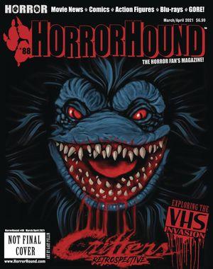 HORRORHOUND MAGAZINE (2006) #88