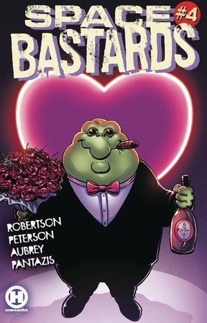 SPACE BASTARDS (2021) #4