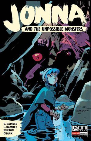 JONNA AND THE UNPOSSIBLE MONSTERS CVR A SAMNEE 2