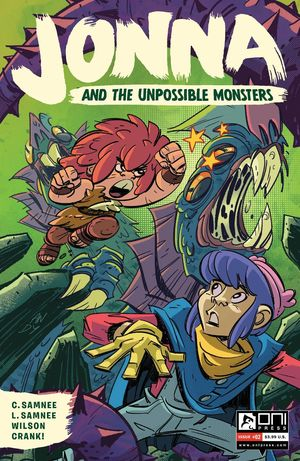 JONNA AND THE UNPOSSIBLE MONSTERS CVR B SURIANO 2