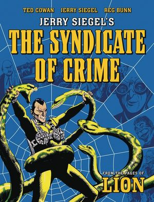 SIEGELS SYNDICATE OF CRIME TPB (2021) #1