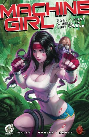 MACHINE GIRL TP VOL 01