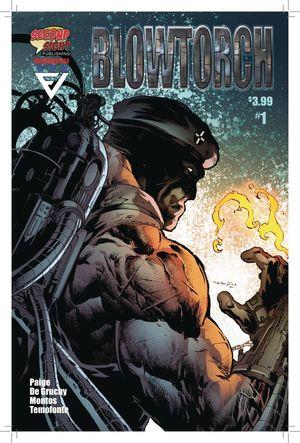 BLOWTORCH (2021) #1
