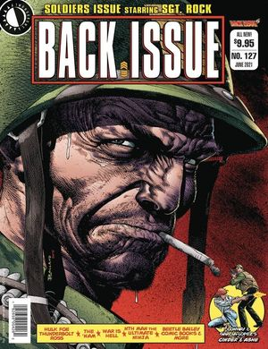 BACK ISSUE MAGAZINE (2003) #127