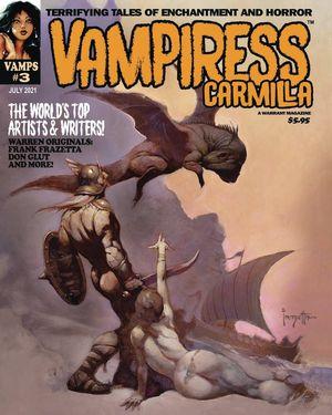 VAMPIRESS CARMILLA MAGAZINE (2020) #3