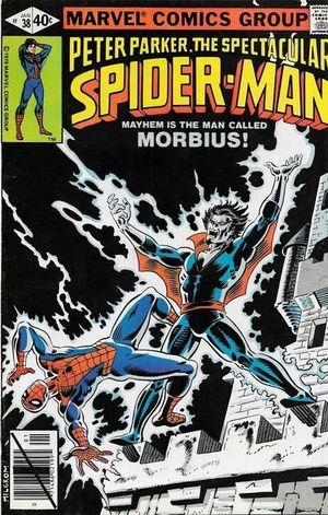 SPECTACULAR SPIDER-MAN (1976 1ST SERIES) #38