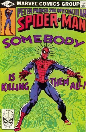 SPECTACULAR SPIDER-MAN (1976 1ST SERIES) #44