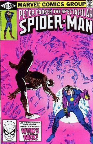 SPECTACULAR SPIDER-MAN (1976 1ST SERIES) #55