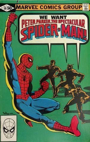 SPECTACULAR SPIDER-MAN (1976 1ST SERIES) #59
