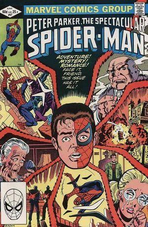 SPECTACULAR SPIDER-MAN (1976 1ST SERIES) #67