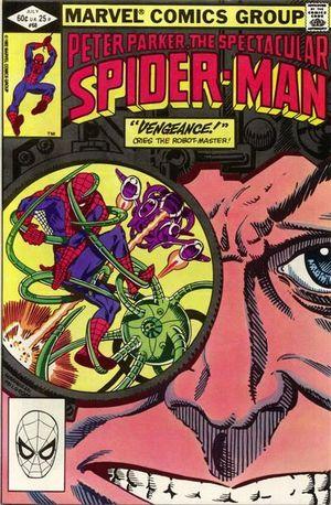 SPECTACULAR SPIDER-MAN (1976 1ST SERIES) #68