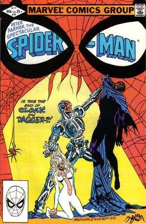 SPECTACULAR SPIDER-MAN (1976 1ST SERIES) #70