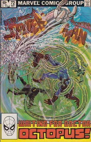 SPECTACULAR SPIDER-MAN (1976 1ST SERIES) #72