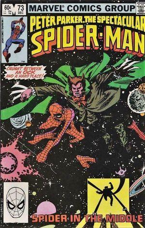 SPECTACULAR SPIDER-MAN (1976 1ST SERIES) #73