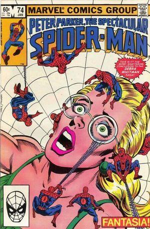 SPECTACULAR SPIDER-MAN (1976 1ST SERIES) #74