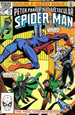 SPECTACULAR SPIDER-MAN (1976 1ST SERIES) #75