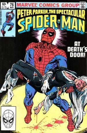 SPECTACULAR SPIDER-MAN (1976 1ST SERIES) #76