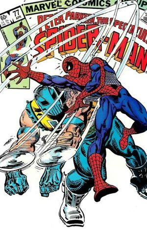 SPECTACULAR SPIDER-MAN (1976 1ST SERIES) #77
