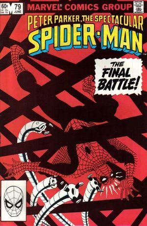 SPECTACULAR SPIDER-MAN (1976 1ST SERIES) #79