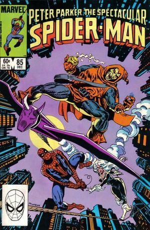 SPECTACULAR SPIDER-MAN (1976 1ST SERIES) #85