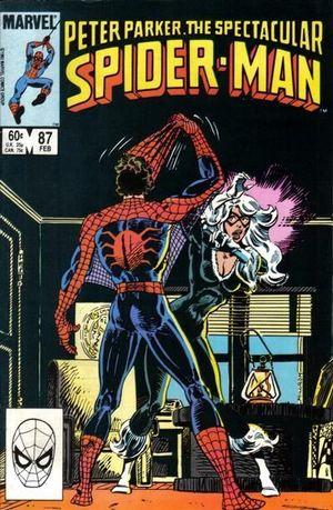 SPECTACULAR SPIDER-MAN (1976 1ST SERIES) #87