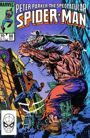 SPECTACULAR SPIDER-MAN (1976 1ST SERIES) #88