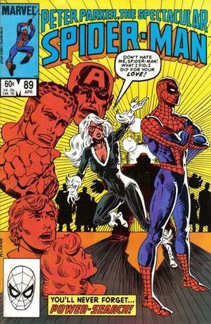 SPECTACULAR SPIDER-MAN (1976 1ST SERIES) #89
