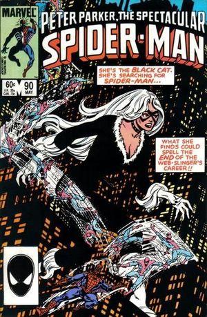 SPECTACULAR SPIDER-MAN (1976 1ST SERIES) #90
