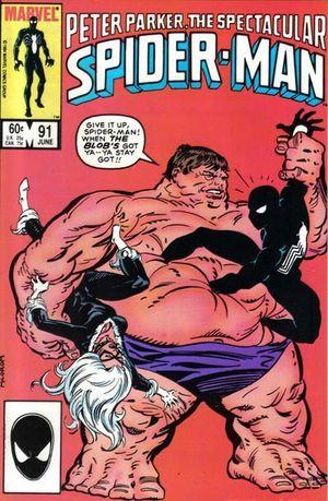 SPECTACULAR SPIDER-MAN (1976 1ST SERIES) #91