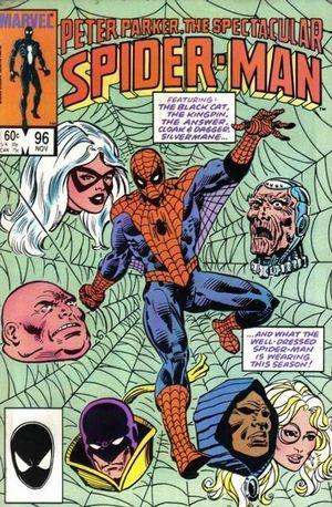 SPECTACULAR SPIDER-MAN (1976 1ST SERIES) #96