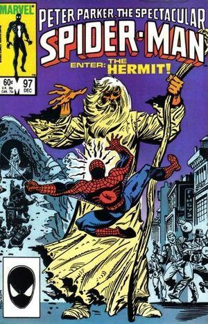 SPECTACULAR SPIDER-MAN (1976 1ST SERIES) #97