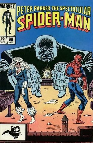 SPECTACULAR SPIDER-MAN (1976 1ST SERIES) #98