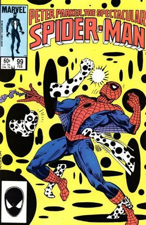 SPECTACULAR SPIDER-MAN (1976 1ST SERIES) #99