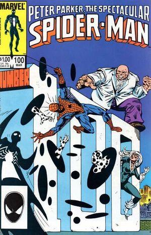 SPECTACULAR SPIDER-MAN (1976 1ST SERIES) #100