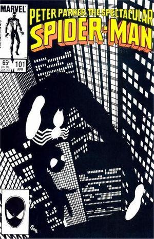 SPECTACULAR SPIDER-MAN (1976 1ST SERIES) #101