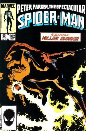 SPECTACULAR SPIDER-MAN (1976 1ST SERIES) #102