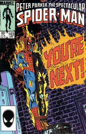 SPECTACULAR SPIDER-MAN (1976 1ST SERIES) #103