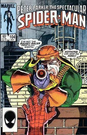 SPECTACULAR SPIDER-MAN (1976 1ST SERIES) #104