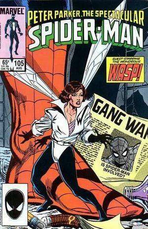 SPECTACULAR SPIDER-MAN (1976 1ST SERIES) #105