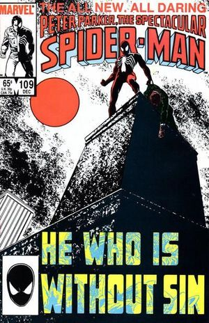 SPECTACULAR SPIDER-MAN (1976 1ST SERIES) #109