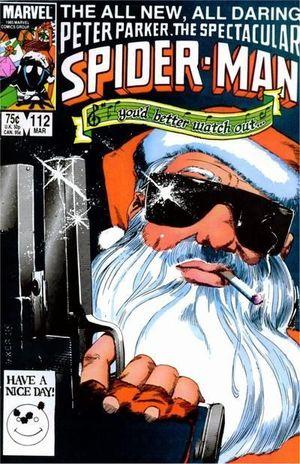SPECTACULAR SPIDER-MAN (1976 1ST SERIES) #112