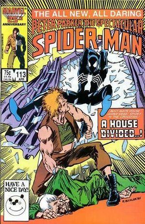 SPECTACULAR SPIDER-MAN (1976 1ST SERIES) #113