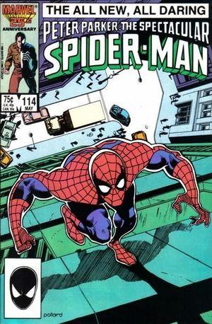 SPECTACULAR SPIDER-MAN (1976 1ST SERIES) #114
