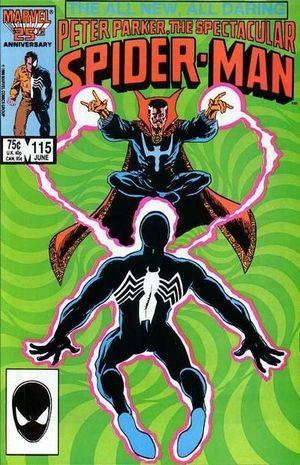SPECTACULAR SPIDER-MAN (1976 1ST SERIES) #115