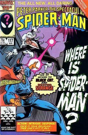 SPECTACULAR SPIDER-MAN (1976 1ST SERIES) #117