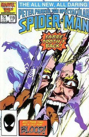 SPECTACULAR SPIDER-MAN (1976 1ST SERIES) #119