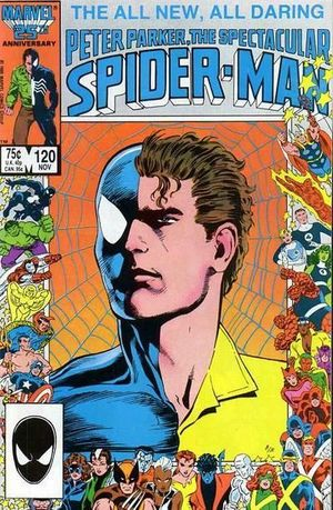 SPECTACULAR SPIDER-MAN (1976 1ST SERIES) #120