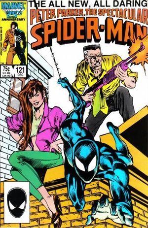 SPECTACULAR SPIDER-MAN (1976 1ST SERIES) #121
