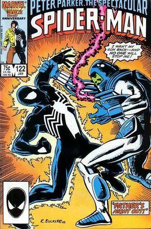SPECTACULAR SPIDER-MAN (1976 1ST SERIES) #122